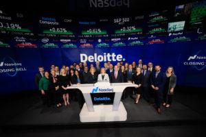 eOriginal Rings NASDAQ Closing Bell as Part of Deloitte's Technology Fast 500