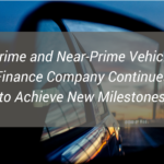 Strong Market for eOriginal Vehicle Finance Customers