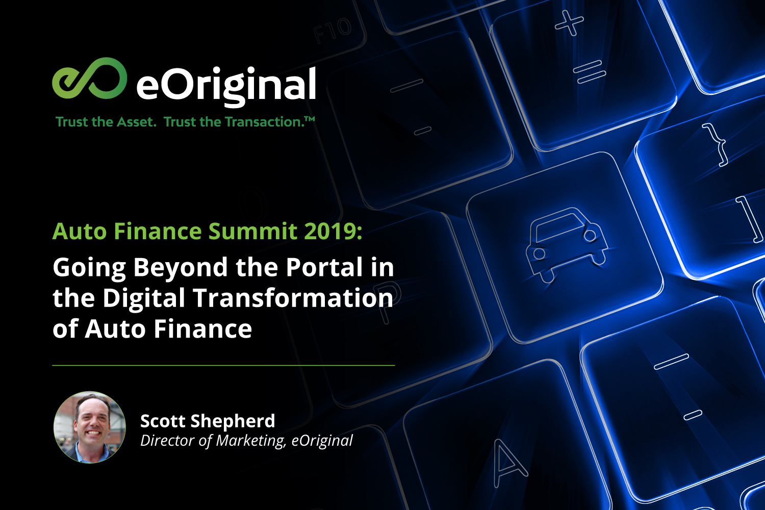 Going Beyond the Portal in the Digital Transformation of Auto Finance